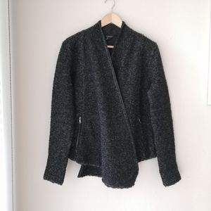 Club Monaco wool coat size large